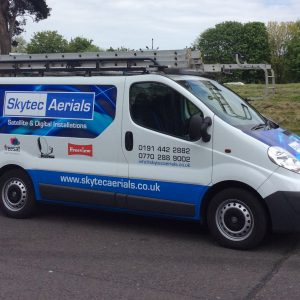 Skytec Aerials North East Aerial Installation