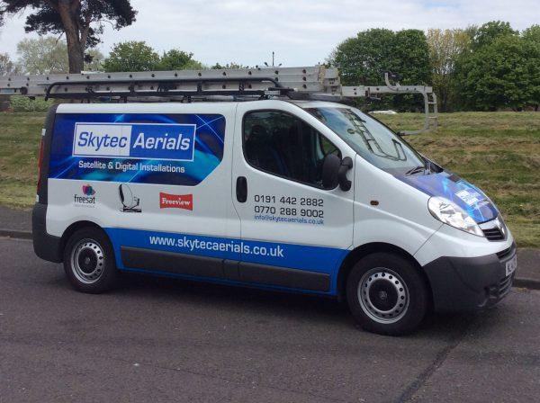 Skytec Aerials Customer Feedback